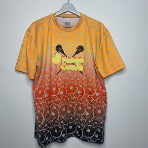 Streetwear Orange Crush Ombre Jersey